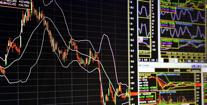 La chute du volume de transaction journalier sur le Forex